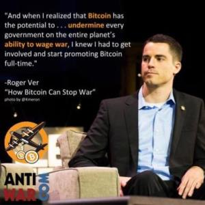 Roger Ver's twitter profile picture