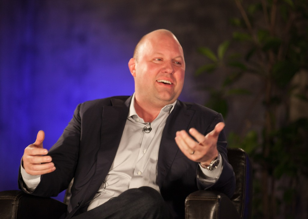Marc Andreessen co-founder of Andreessen Horowitz. Photo: JD Lasica/ flickr