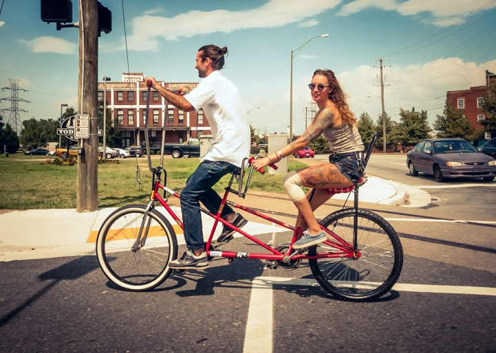 Hipsters. Photo: Bill Dickinson/ Flickr]